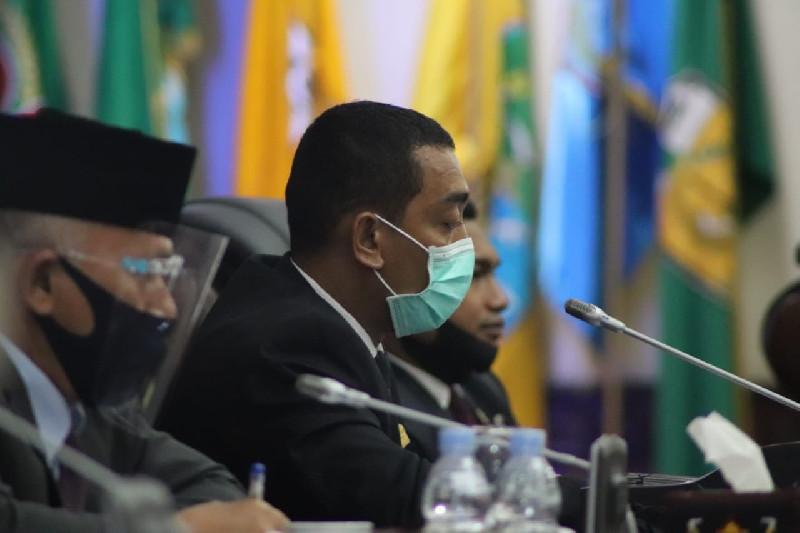 Ketua DPRA: Kita Sudah Ingatkan Pak Plt Gubernur Aceh