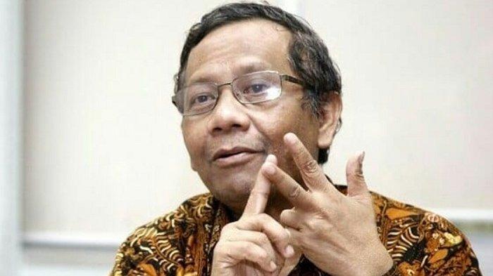 Mahfud MD: Perpres Pelibatan TNI Tangani Terorisme Sudah Mendengarkan Semua Pihak