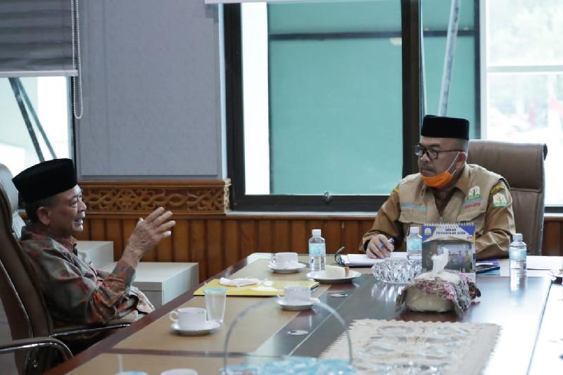 Malik Raden Sepakat Kepemimpinan Sekolah Harus Diperkuat