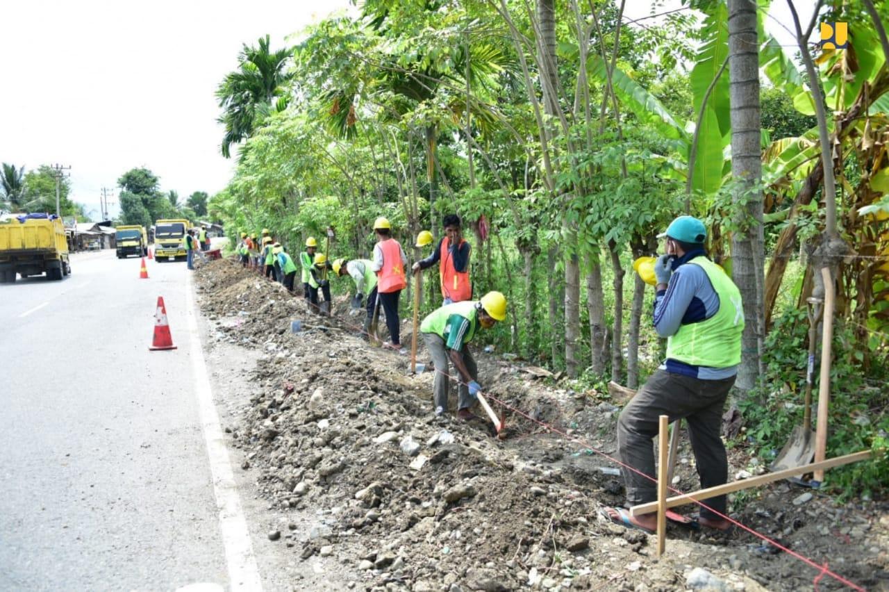 Kementerian PUPR Mulai Program Perluasan PKT Senilai Rp 1,2 Triliun di 34 Provinsi