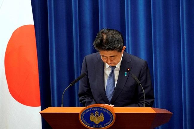 September 2020, Partai Penguasa Jepang Memilih Perdana Menteri Baru