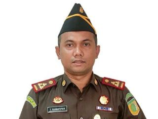 Teuku Rahmatsyah Putra Aceh Jabat Kajari Medan