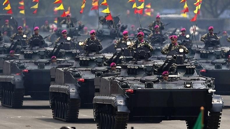 Indonesia Berlomba Membuat Senjata Canggih
