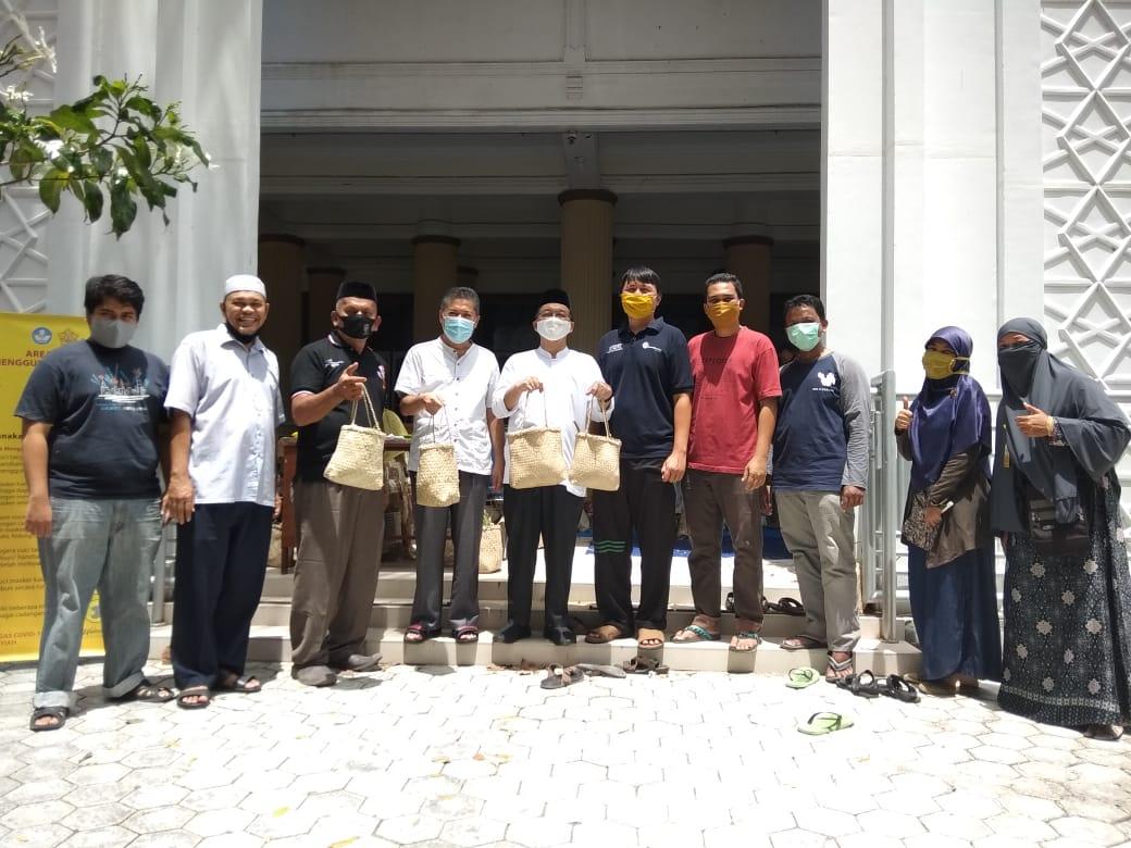 Rumah Amal Masjid Jami' Unsyiah dan Rumah Amal Salman Bandung  Kolaborasi untuk Green Qurban 1441 Hijriah