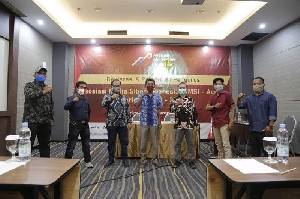 Pengurus AMSI Aceh Periode 2020-2023 Resmi Dilantik