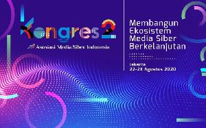 AMSI Gelar Kongres Kedua Bertema Dorong Ekosistem Media Siber Berkelanjutan