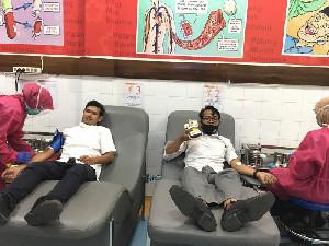 Aksi Donor Darah ASN Pemerintah Aceh Berlanjut, Berhasil Kumpulkan 3836 Kantong