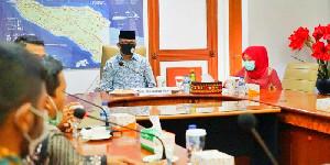 Plt Gubernur Dukung Pemuda Aceh Buat Dialog Sambut 15 Tahun Aceh Damai