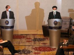 Di Taiwan, Menteri Kesehatan Amerika Kritik Cara Cina Tangani COVID-19