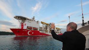 Turki Umumkan Penemuan Gas Alam Terbesar di Laut Hitam