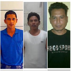 Kapolresta Banda Aceh Keluarkan Seruan Serahkan Diri Terhadap Tiga Napi yang Kabur dari LP Lambaro