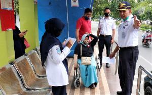 Dishub Banda Aceh Perbaiki Sejumlah Prasarana Halte Trans Koetaradja