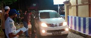 Tak Dilengkapi Dua Surat, Ratusan Mobil Pribadi Putar Balik di Perbatasan Aceh Tamiang