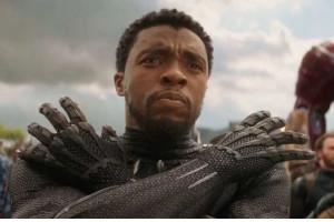 """Pemain Film Wakanda Forever """"Chadwick"""" Meninggal Viral di Twitter"""