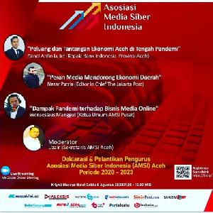 Nezar Patria: Media Jadi Katalisator Percepat Pertumbuhan Ekonomi Aceh