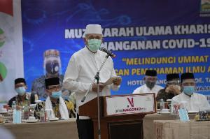 Plt Gubernur Aceh Sebut Ulama Punya Pengaruh untuk Tangani Covid-19