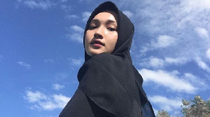 Pesona Indrian Puspita Anak Aceh Seorang Paskibraka