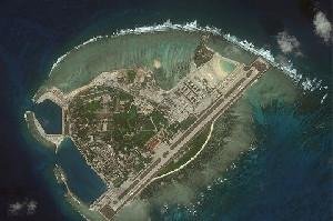 Konflik Laut Cina Selatan, AS Beri Sanksi 24 Perusahaan Cina