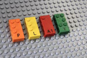 Lego Rilis Produk Baru Berhuruf Braille
