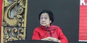 Megawati : Saya Sedih Kader PDIP Diambil KPK