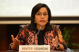 Menteri Keuangan RI: Didrupsi Digital tidak Selalu Positif