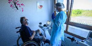 Alat Pembeda Covid-19 dan Flu Biasa di Luncurkan Perusahan Prancis