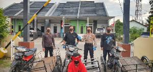Nekat Curi Becak, Seorang Pemuda Asal Aceh Barat Ditangkap Polisi