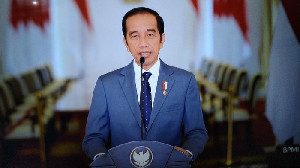 Jokowi Berkomitmen Sediakan 290 Juta Vaksin Covid-19