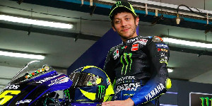 Jelang MotoGP Austria, Rossi Bingung Pakai Ban Apa saat Balapan