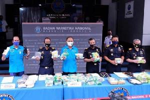 Bea Cukai Gagalkan Penyelundupan Sabu Seberat 16, 7 Kilogram Asal Malaysia