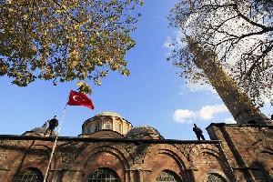 Erdogan Kembali Ubah Gereja Kuno Jadi Masjid