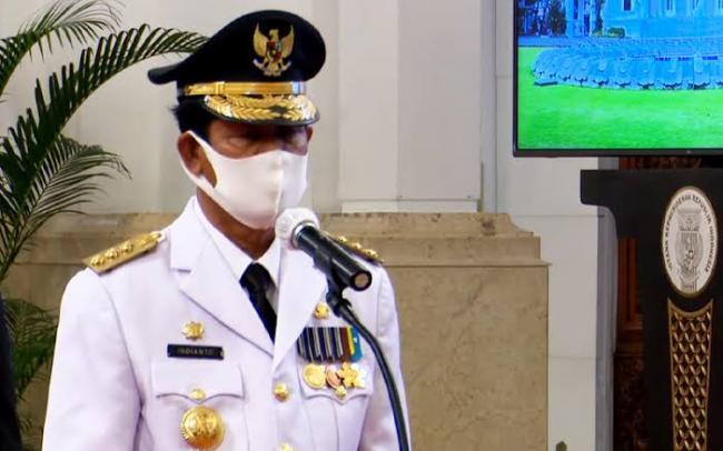 Gubernur Kepri Positif Tertular Covid-19