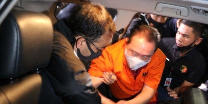 Djoko Tjandra Ditempatkan Di Rutan Salemba Cabang Mabes Polri