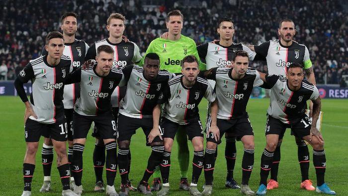 Media Sosial Jadi Sarana Juventus Kobarkan Semangat Jelang Leg Kedua Liga Champions