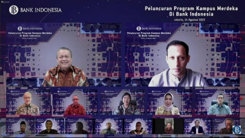 Bank Indonesia Dukung Program Kampus Merdeka
