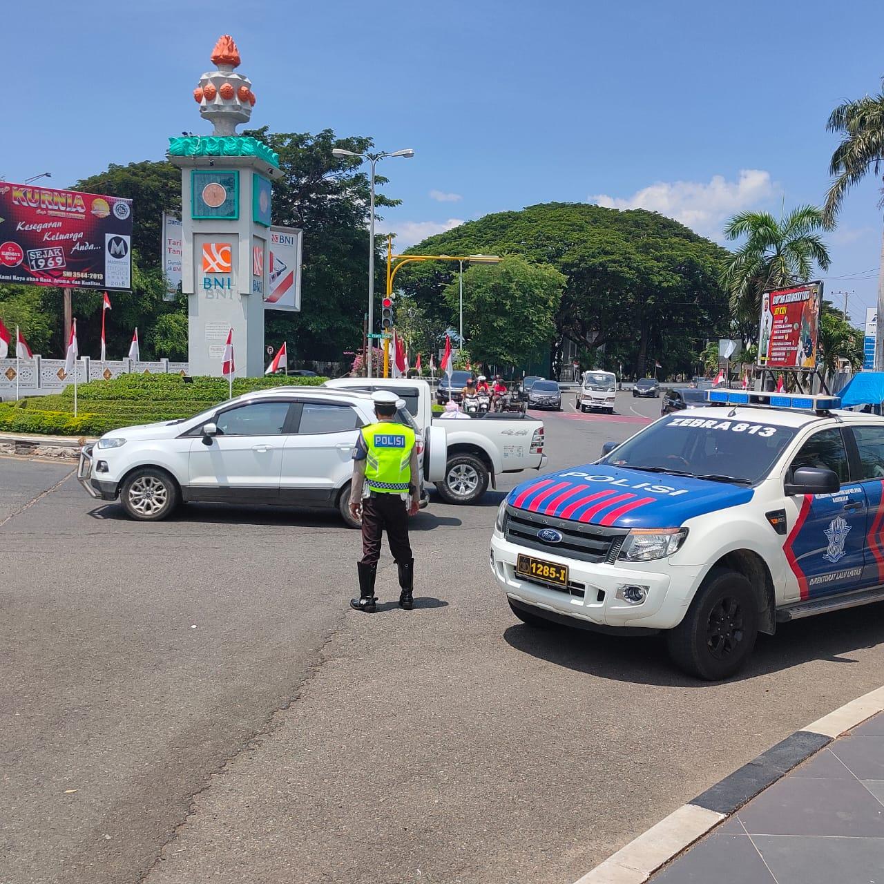 Libur Panjang, Ditlantas Polda Aceh Siaga