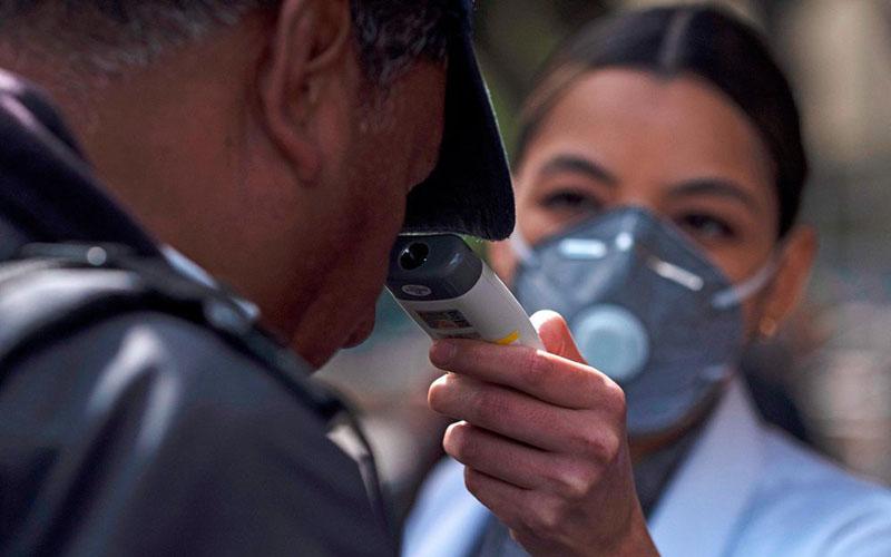 Meksiko Menyalip Ke Nomor 6 Dunia Terinfeksi Covid 19