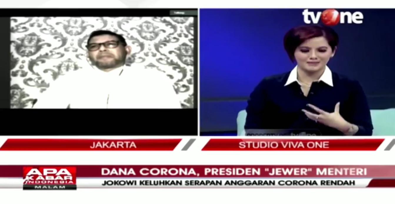 Nasir Djamil: Sudahlah Pak Jokowi Berhenti Beretorika, Rakyat Butuh Harapan