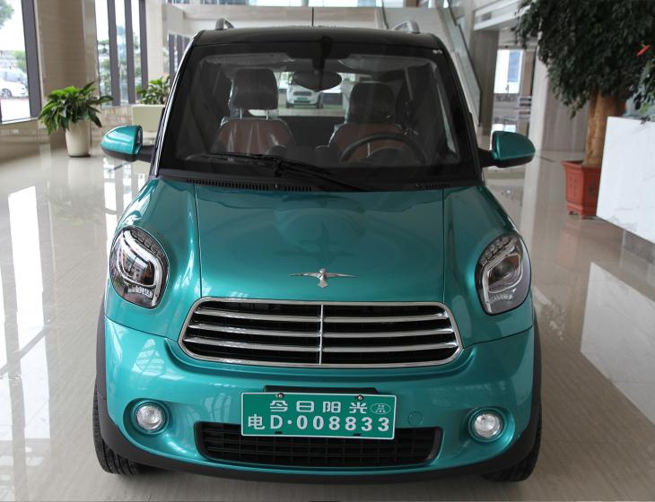 Penantang Baru Mobil Listik di Indonesia
