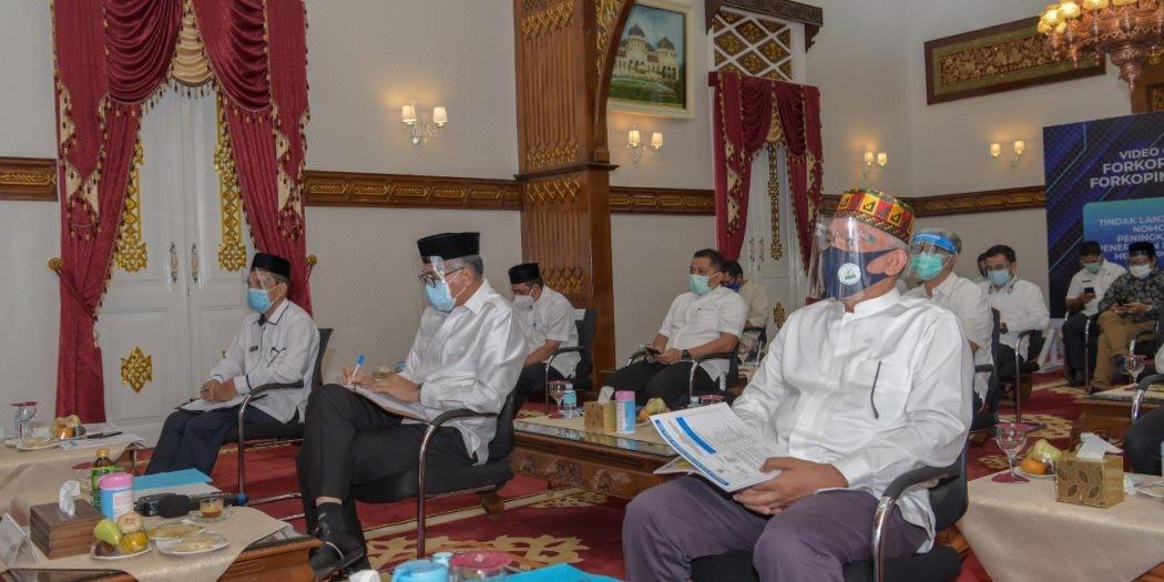 Perintah Plt Gubernur Aceh: Segera Cairkan Insentif Tenaga Medis