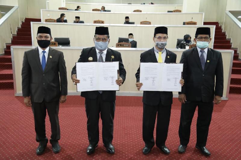 KUA-PPAS APBK-P 2020 Banda Aceh Rp1,36 Triliun