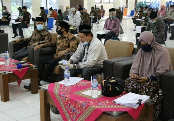 Gandeng UIN Ar-Raniry, Kemenag Aceh Asesmen Jabatan Administrator dan Pengawas