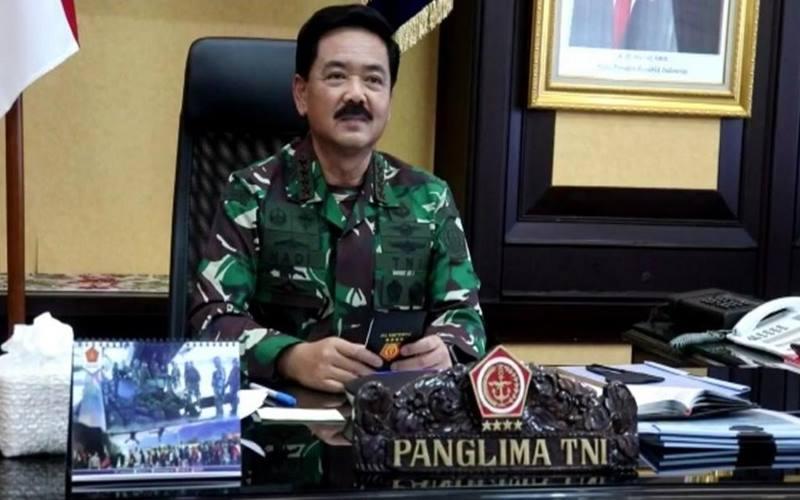Panglima: TNI Terus Bantu Satgas Covid-19