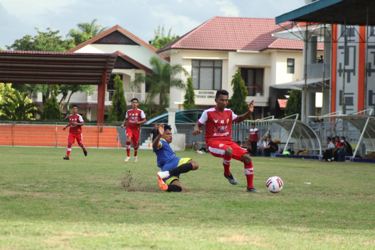 Hendri Susilo: Banyak Potensi dari Tim U-20 Persiraja