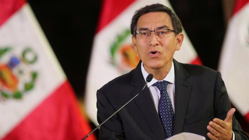 Dianggap Tidak Mampu secara Moral, Presiden Peru Hadapi Pemakzulan