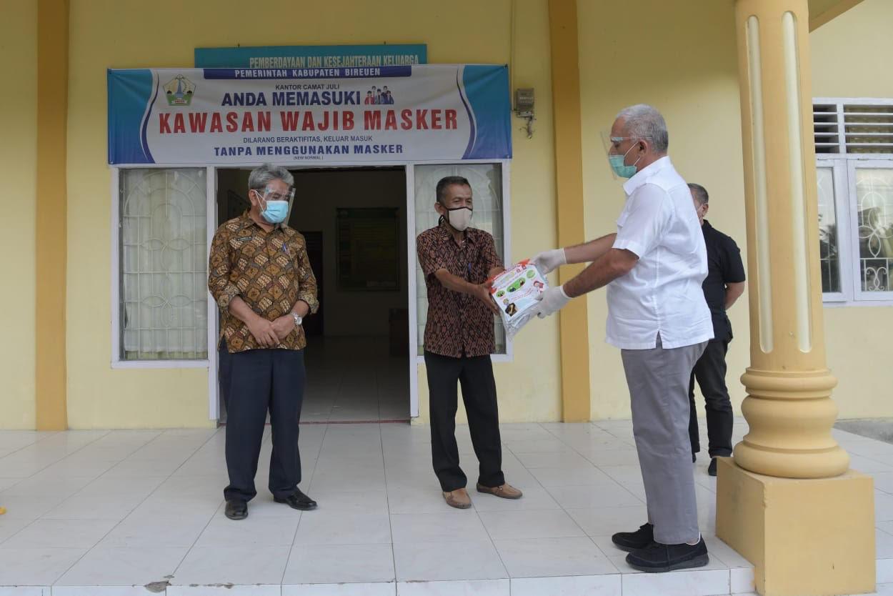 Sekda Aceh : Pentingnya Kesadaran Masker dan Menjalankan Protokol Kesehatan
