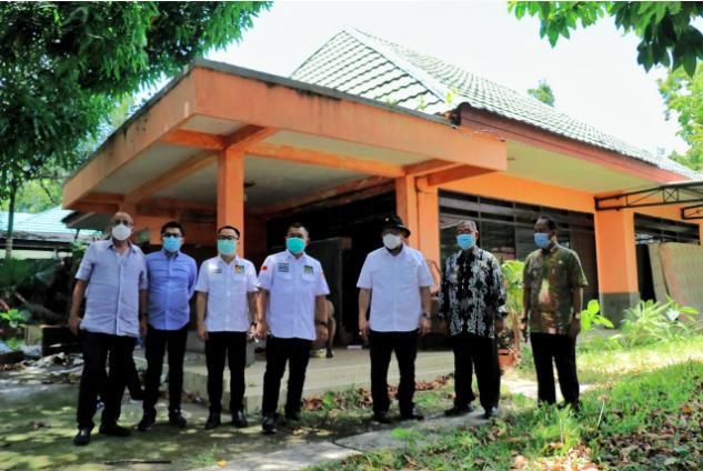 LaNyalla langsung tinjau lokasi, Dorong segera realisasi Museum Habibie di Parepare
