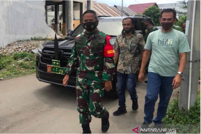 Putra Din Minimi Lulus Menjadi Prajurit TNI AD