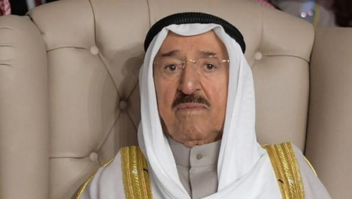 Kabar Duku, Pemimpin Kuwait Syekh Sabah Al Ahmad Al Sabah Meninggal Dunia