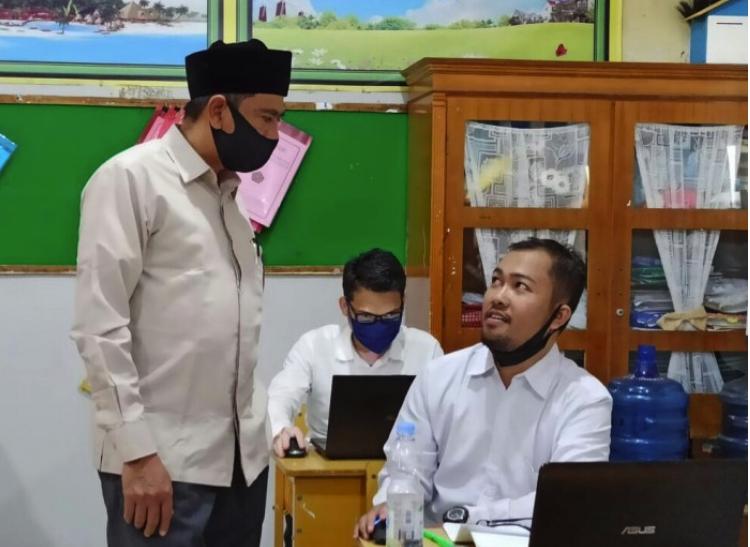 Ujian Psikotes CPNS Kemenag Aceh Digeser ke 3 Oktober 2020